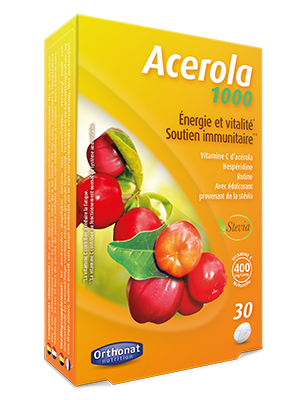 acerola-vitamine c-booster ses défenses immunitaires