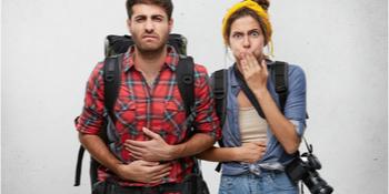 problèmes intestinaux- voyage- tourista